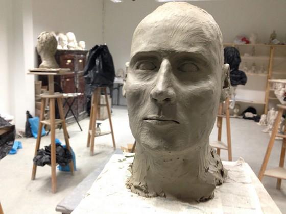 Short course - head sculpture